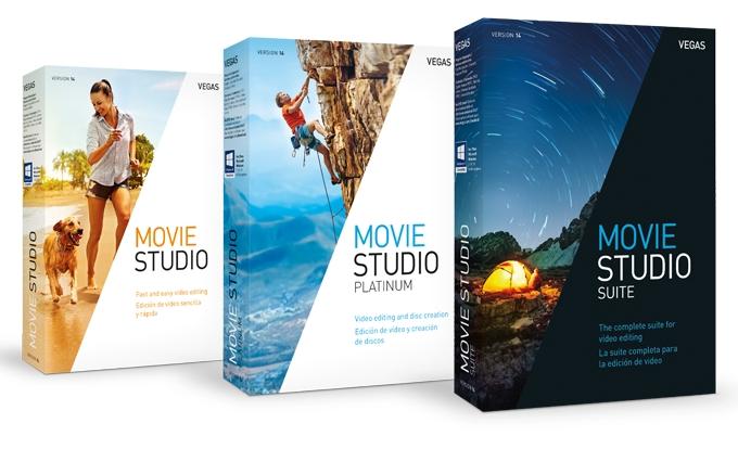 Simple Video Editing-Vegas Movie Studio by Magix