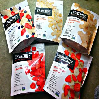 Crunchies: Delicious, Healthy Snacks For Breakfast, Lunch, Or Anytime!