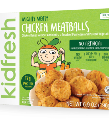 Making Meal Time Easier with Kidfresh