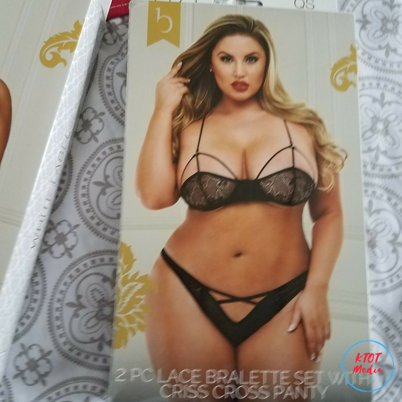 CandyBoxx Valentine's Lingerie Collection Is Stunning!