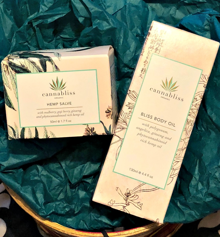 Indulge In The CBD Skincare Trend With Cannabliss Organic 1