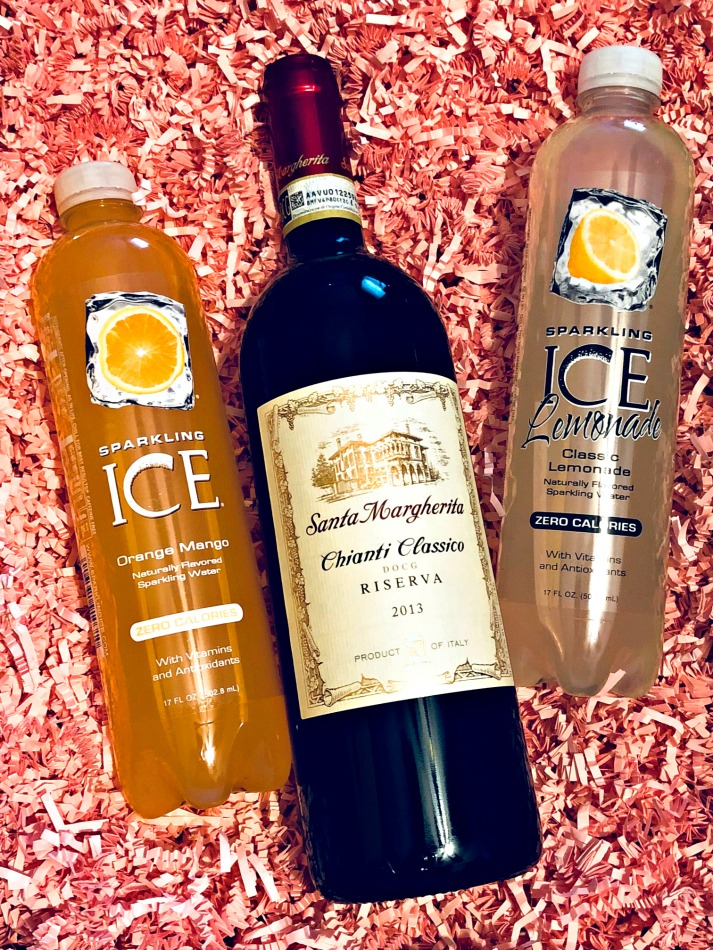 Make Your Own Fresh Sangria With Santa Margherita and Sparkling Ice 1 (1)