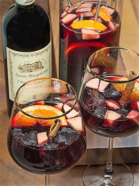 Make Your Own Fresh Sangria With Santa Margherita and Sparkling Ice 4 (1)