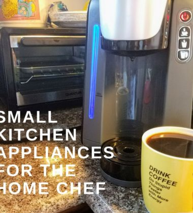 Small Kitchen Appliances for the Home Chef