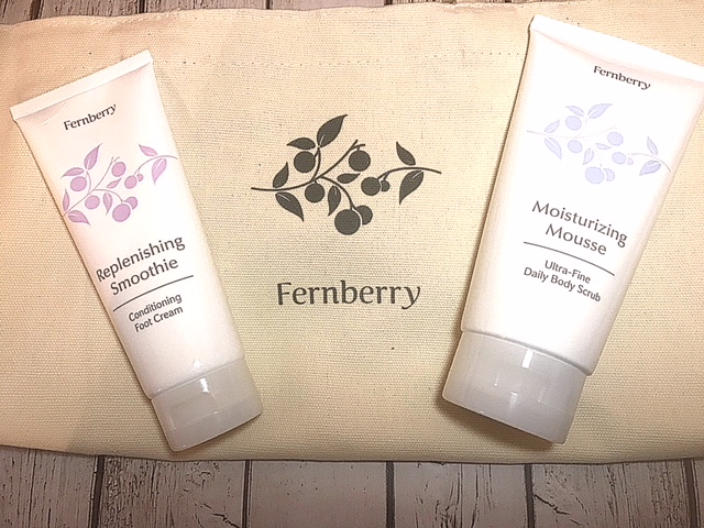 get hydrated skin with fernberry
