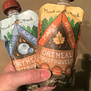 Munk Pack Oatmeal And Lots Of Other Healthy Snacks