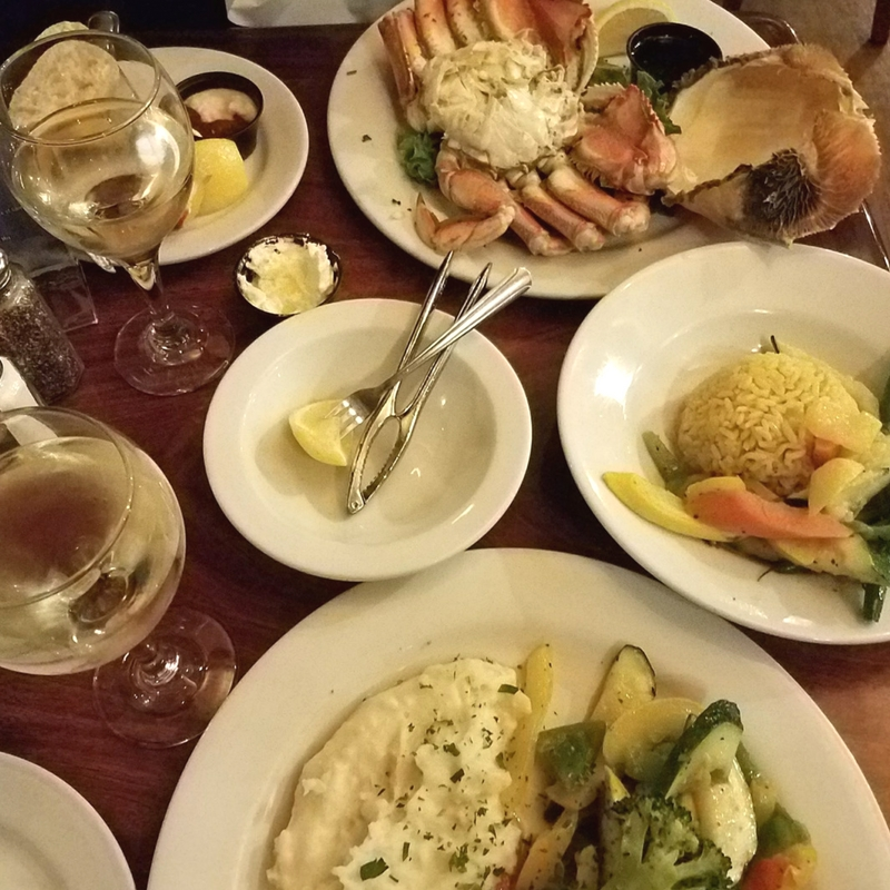 Abalonetti Bar & Grill ... on Monterey's Fisherman's Wharf One of Monterey's Original Restaurants!