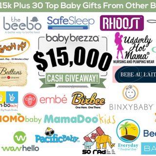 Baby Brezza $15k Giveaway
