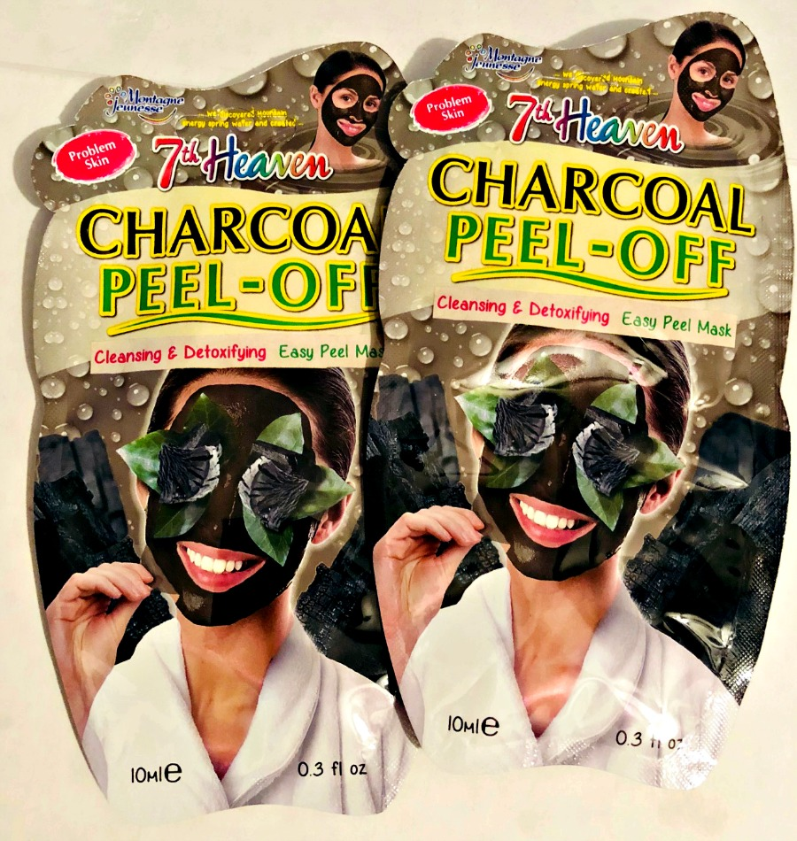 Detoxify Your Skin With A Charcoal Peel Off Mask from 7TH Heaven 1