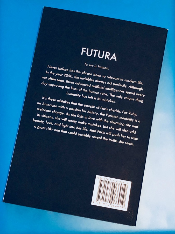Embrace Dystopian Trends With Futura A Novella by Jordan Phillips 2