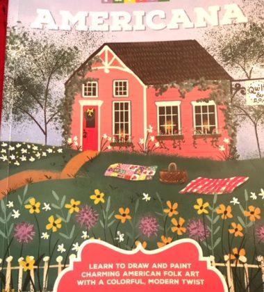 Folk Art Fusion Americana