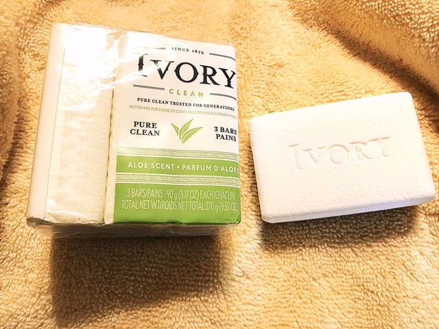 Get Fresh and Clean with Ivory