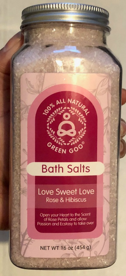 Pamper Your Skin This Valentine's Day With A Green Goo Body Scrub & Bath Salts 2