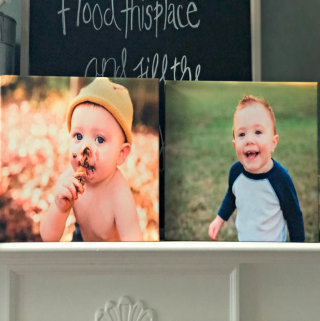 Canvas Press for Life's Moments