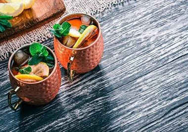 March 3rd is National Moscow Mule Day! Drink Ideas