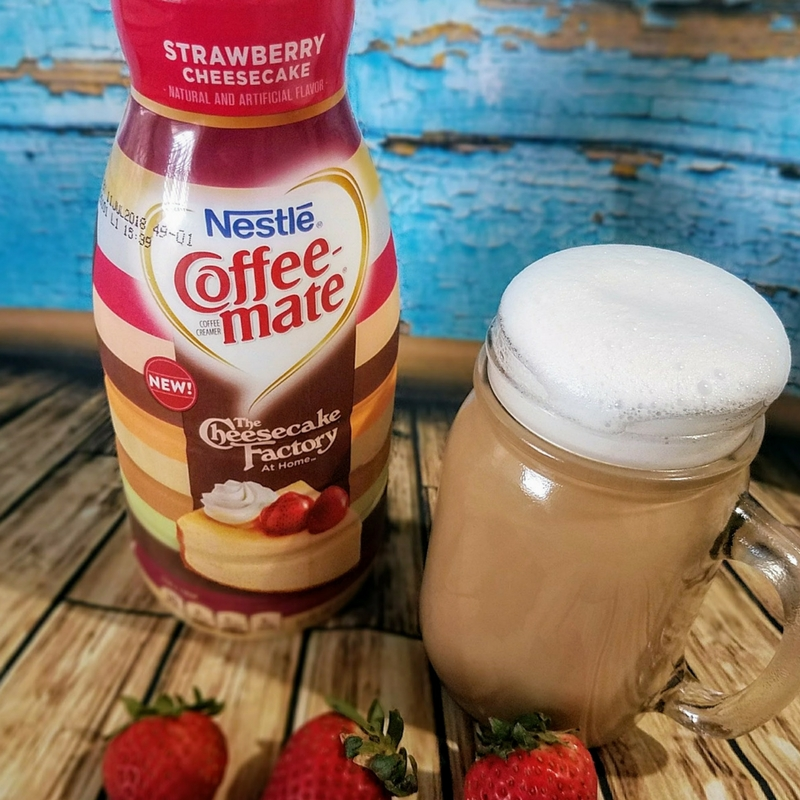 Transform your cup of coffee with Coffee-Mate®