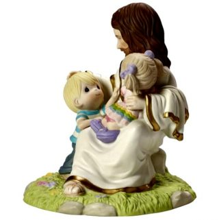 Celebrate Easter With A Beautiful Precious Moments Figurine