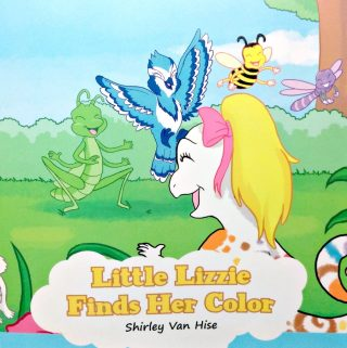 """""""Little Lizzie Finds Her Color"""" – An Adorable Story and A Great Teaching Moment For Our Little Ones"""