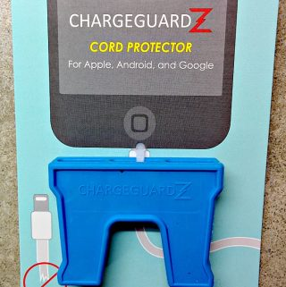 Help Prevent Those Frayed Charging Cords With ChargeGuardZ