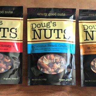 Doug's Nuts Are so Tasty!