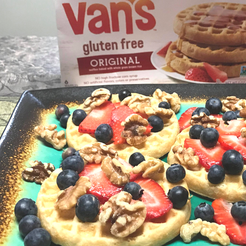 May is Celiac Disease Awareness Month- Save $2 On Van's® Foods Products