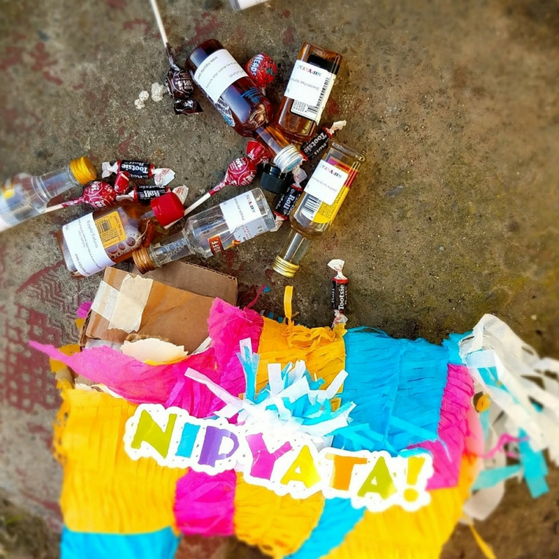 Are You Ready To Get Smashed With Are You Ready To Get Smashed With The Nipyata! Personalized Booze Piñataalized Booze Piñata