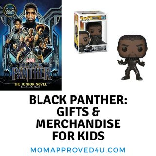 Black Panther: Gifts & Merchandise For Kids