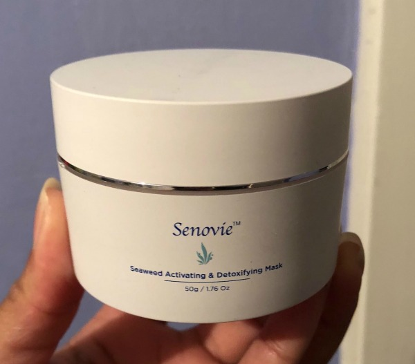 Celebrate Planet Earth's Natural Ingredients with Senovie 1