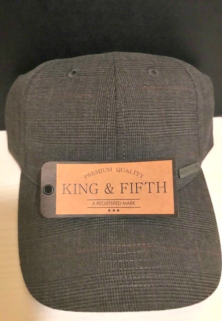 ab943f244f8a Get Your Dad A Modern Baseball Cap From King   Fifth - Kellys ...