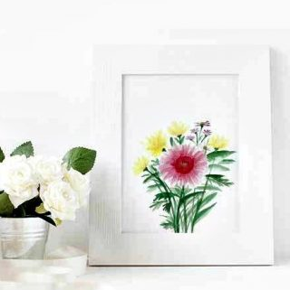Gift Your Mother a Lovely Painting for Mother's Day 1