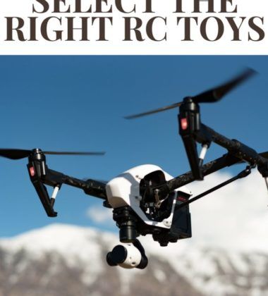 How to Select The Right RC Toys