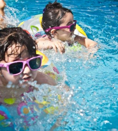Is Your Child Safe With An Outdoor Water Toy?