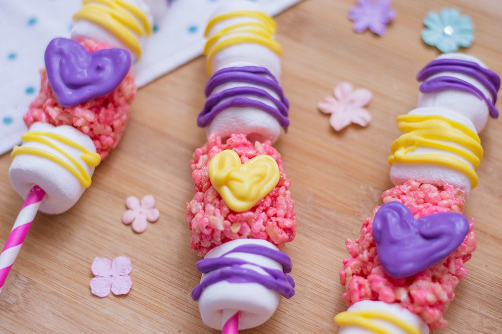 Mother's Day Dessert Skewers
