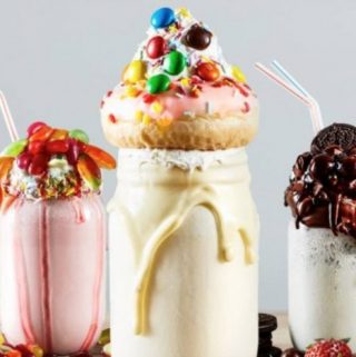 Mouth-Watering Coffee Milkshake Within Minutes – Creamy Sweet Recipes