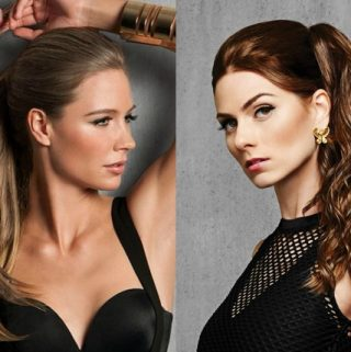 Rock Spring Hair Trends with a Ponytail Extension from Hairdo