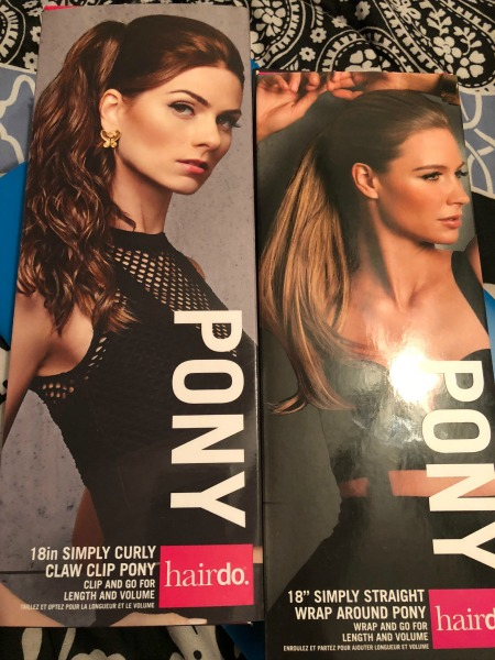Rock Spring Hair Trends with a Ponytail Extension from Hairdo 6