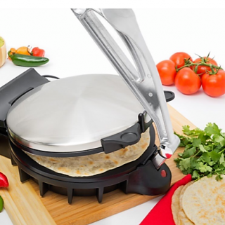 Surprise Mom or Dad with Homemade Tortillas, Pitas, Chapati, Flatbread & More with CucinaPro