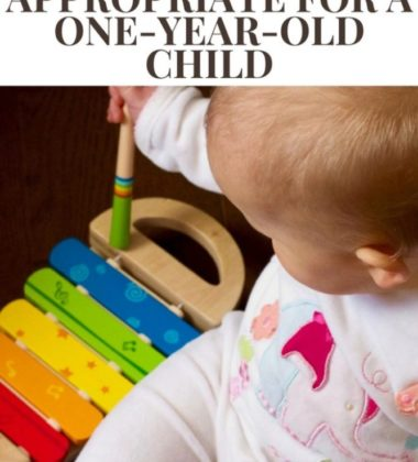 Toys That Are Appropriate For a One-Year-Old Child