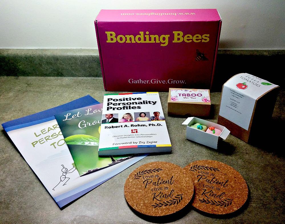 Bonding Bees 1