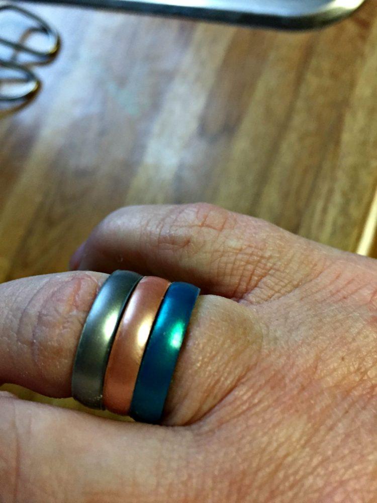 I Love Wearing My Wedding Ring