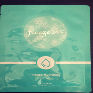 Hydrate And Relax With Freeze 24-7