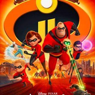 Disney•Pixar's INCREDIBLES 2- June 15th! #Incredibles2