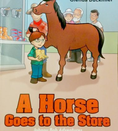 A Horse Goes To The Store 1