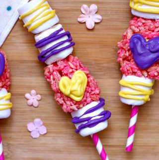 Mother's Day Dessert Skewers Recipe