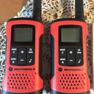 Dad is no Longer Hard to Buy For – Motorola Talkabout Two Way Radios