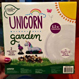 Kids Will Love The Unicorn Terrarium Garden