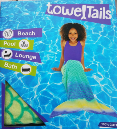 Summer Is Coming Do You Have Your TowelTails Towel?