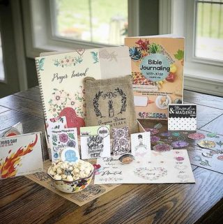 Bring Creativity to Mom with the Purpose Driven Essentials Christian Lifestyle Subscription Box 1
