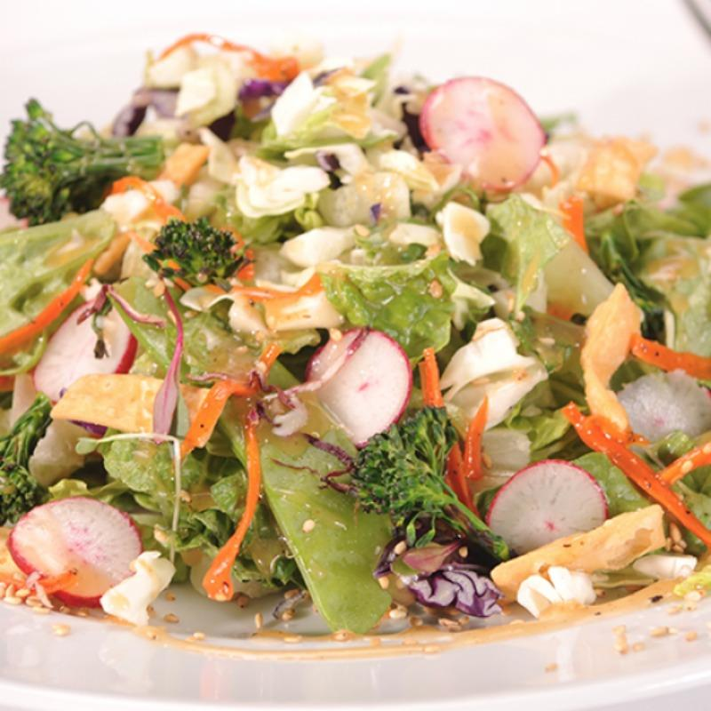 Celebrate National Salad Month With The Big Three