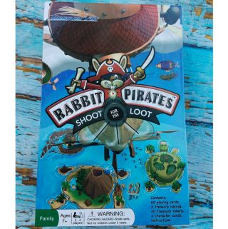 Family Game Night – Rabbit Pirates-Shoot For The Loot